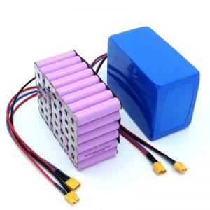 Վաճառվում է գործարանային գին 18650 Մարտկոց Բջջային բարձր էներգիայի 12 Վ լիցքավորվող Լի իոնային լիթիումի մարտկոց