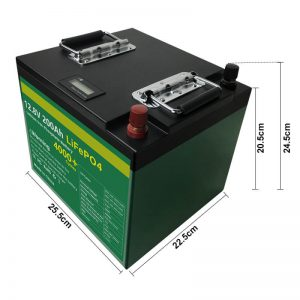 12V 200Ah Lipo Baterias Para Motos Electricas Motorcycle Case Bike Groupe Electrogene Hoverboard Lithium Ion Lifepo4 Մարտկոց