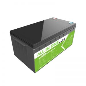 Բարձր հզորությամբ խորը ցիկլով վերալիցքավորվող 12.8v 400ah Lifepo4 լիթիումի իոնային մարտկոցների փաթեթ
