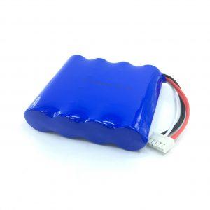 Լիցքավորվող 14.8V 2200 mAh 18650 Li-ion Lithium մարտկոցների փաթեթ Smart փոշեկուլի համար