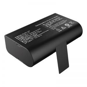 3.6V 5200mAh 18650 լիթիումի իոնային մարտկոց LG մարտկոց ձեռքի POS մեքենայի համար