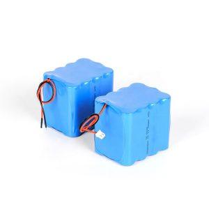 Անհատականացված վերալիցքավորվող լիթիումի մարտկոց 18650 բարձր լիցքաթափման 3s4p 12v լի իոնային մարտկոցի փաթեթ