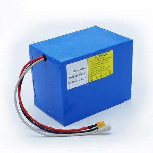 Lithium Battery 18650 48V 20.8AH էլեկտրական հեծանիվների և էլ. Հեծանիվների համար
