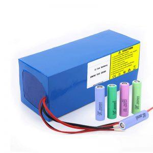 Lithium Battery 18650 72V 20Ah selfածր ինքնակառավարման բեռնաթափման արագություն 18650 72v 20ah լիթիում մարտկոց տուփ էլեկտրական մոտոցիկլետների համար