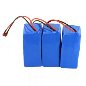 18V 4.4Ah վերալիցքավորվող հարմարեցված 5S2P լիթիումի իոնային մարտկոցների փաթեթ ՝ էլեկտրական գործիքների համար