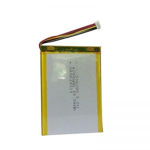 516285 3.7V 4200mAh Smart տնային գործիք պոլիմերային լիթիումի մարտկոց