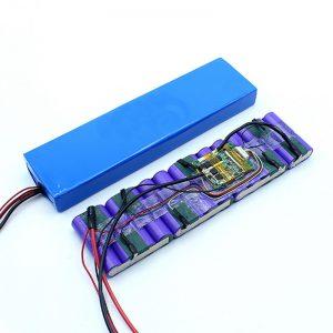 Գործարանի գինը հարմարեցված 18650 36 վոլտ մարտկոց Lithium Ion 36V մարտկոցների փաթեթ