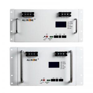 Ամբողջը մեկում 10 կՎտժ 7 կՎտժ 5 կՎտժ մարտկոց LiFePo4 լիթիումային մարտկոց 48V 100Ah 150Ah 200Ah Deep Cycle UPS արևային պահուստային էներգիայի պահեստավորում