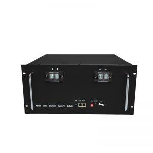 48v 100ah Lifepo4 լիթիումի մարտկոցի տուփ արևային պահեստավորման համակարգի համար