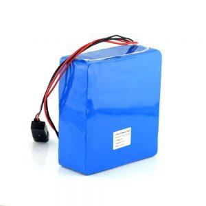 48V 15Ah 20Ah վերալիցքավորվող լիթիումի իոնային մարտկոցների փաթեթ 48 վոլտ էլեկտրական սկուտեր հեծանիվ մարտկոց