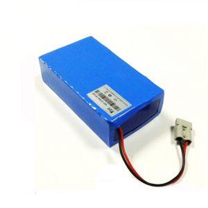 Լիթիումի իոնային մարտկոցը փաթեթավորում է 60v 12ah էլեկտրական սկուտերային մարտկոց