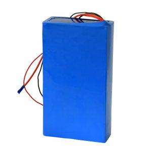 Վերալիցքավորվող 60v 12ah լիթիումի մարտկոց էլեկտրական սկուտերի համար