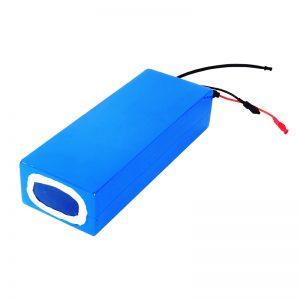 60 վոլտ լիթիումի մարտկոց 60V 12Ah 20Ah 40Ah 50Ah Li Ion մարտկոցների փաթեթ էլեկտրական սկուտերի համար