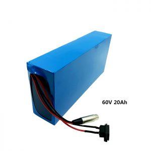 Անհատականացված վերալիցքավորվող մարտկոցների փաթեթ 60v 20ah EV մարտկոցի լիթիում