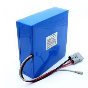 60 վոլտ 30Ah 50Ah Li-Ion մարտկոց Լիթիումային մարտկոց էլեկտրական սկուտերի համար