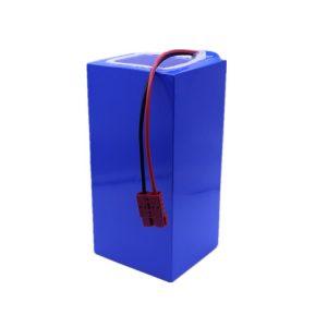 Լիթիումի իոնային մարտկոցների փաթեթ 60v 40ah լիթիումի մարտկոցների փաթեթ 18650-2500mah 16S16P էլեկտրական սկուտերի / էլեկտրոնային հեծանիվի համար