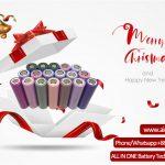 Merry Christams Ողջույններ ԲՈԼՈՐԻ From ՄԵԿՈՒՄ Battery Technology Co Ltd