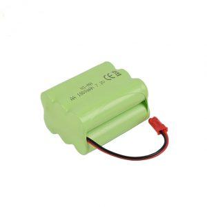 NiMH վերալիցքավորվող մարտկոց AA 1800mAH 7.2V