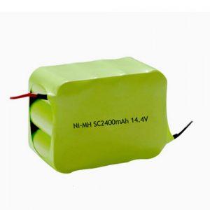 NiMH վերալիցքավորվող մարտկոց SC 2400mAH 14.4V