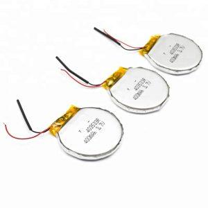 LiPO հարմարեցված մարտկոց 403533 3.7V 400mAH