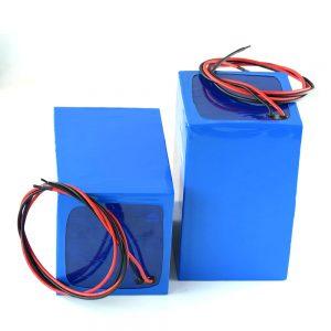 16s4p 18650 60v 40ah Lithium Battery Pack Էլեկտրական սկուտերի վերալիցքավորվող մարտկոցի համար