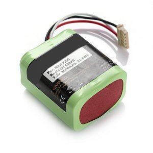 Beston Scooba Mint5200B 7.2V 3Ah փոխարինող վերալիցքավորվող Ni-MH մարտկոց փաթեթ iRobot փոշեկուլի համար